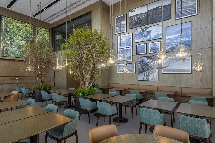 WK Design Hotel - novo restaurante