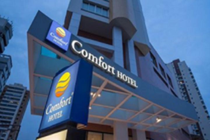 Comfort Hotel Santos - expo retomada
