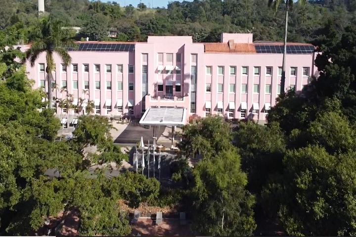 Grande Hotel São Pedro - capa