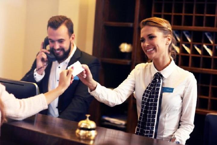 Mercado hoteleiro - vagas em aberto