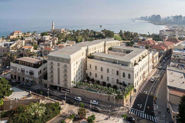 Michael Schmid - casa nova_ The Jaffa Tel Aviv