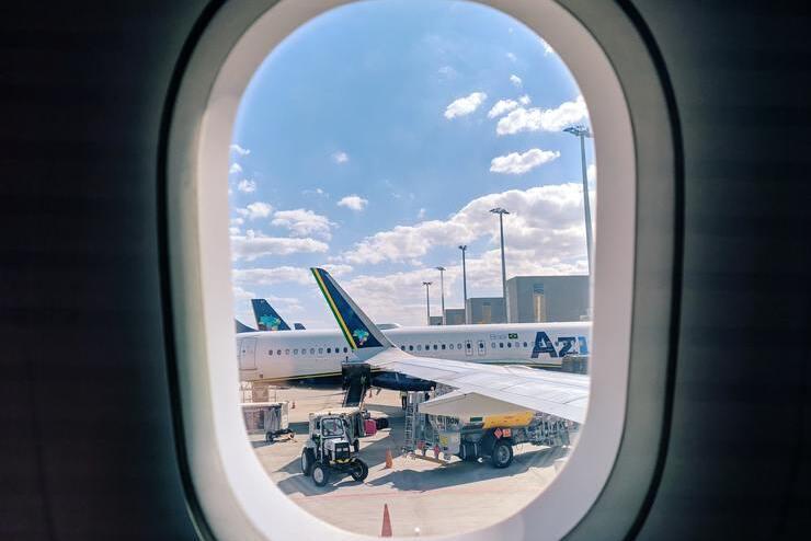 Novo aeroporto