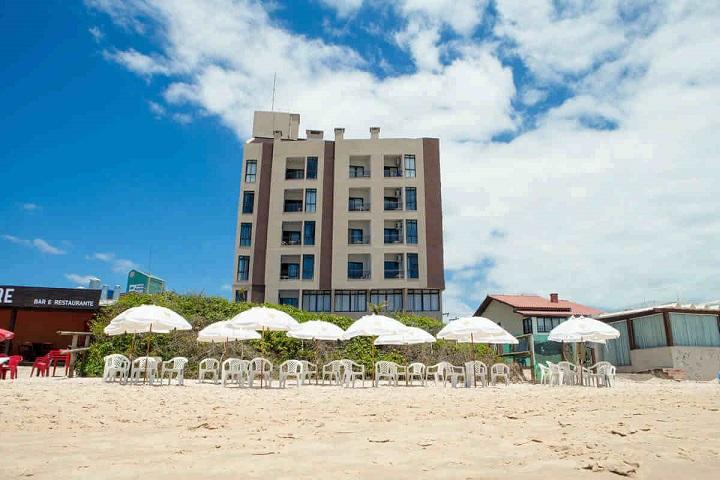 Palm Beach Apart Hotel - room office
