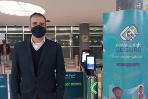aeroporto de congonhas - reconhecimento facial - rodrigo costa