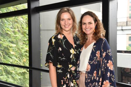 Hotelier News - leitores Carol e Trícia