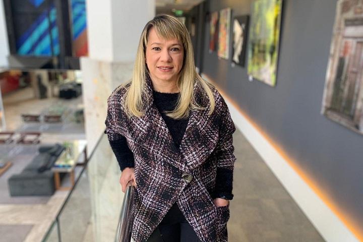 Katia Soares - tres perguntas