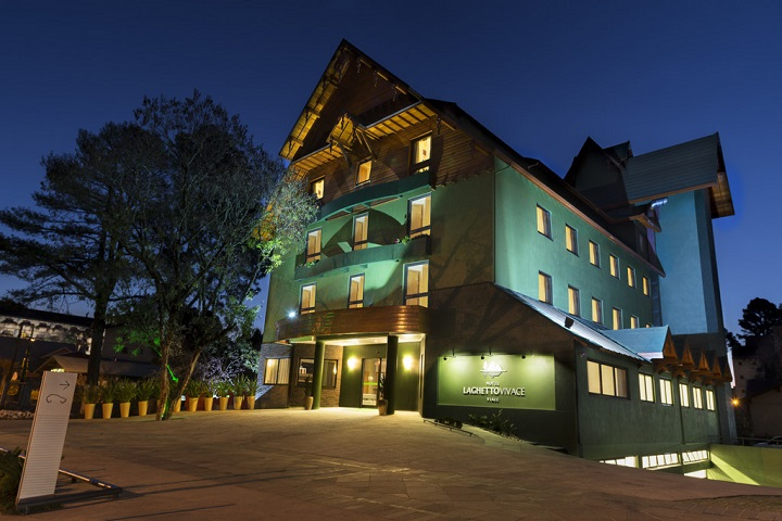 Laghetto hotéis - retomada - capa