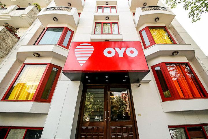 OYO - expansão na Índia