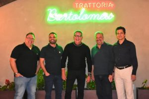 Privé Hotéis e Parques - inauguração - trattoria