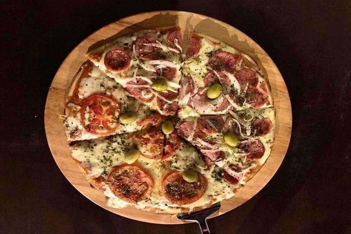 Privé Riviera Park Hotel - pizzaria firenze