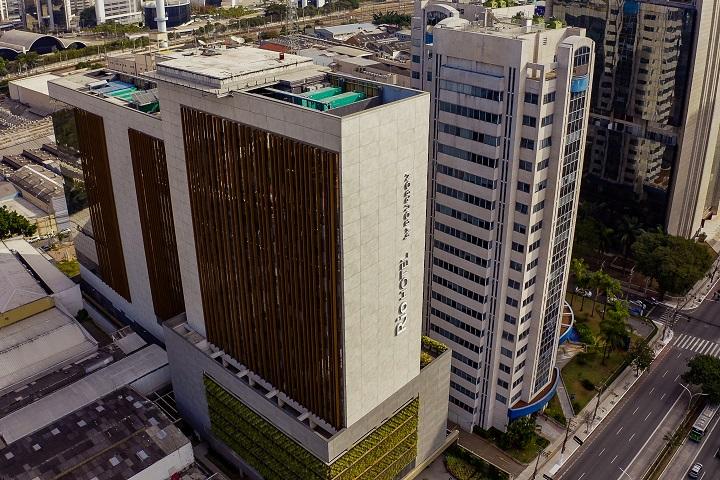 Rio Hotel by Bourbon - unidade sp