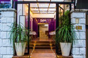 Typo Hotels - decoração