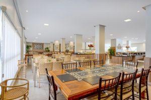 Wyndham Olímpia - operação de restaurante - interna