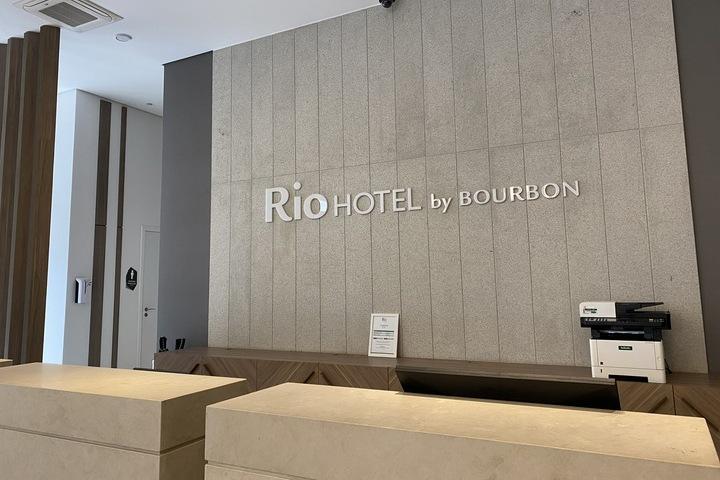 Rio Hotel by Bourbon São Paulo