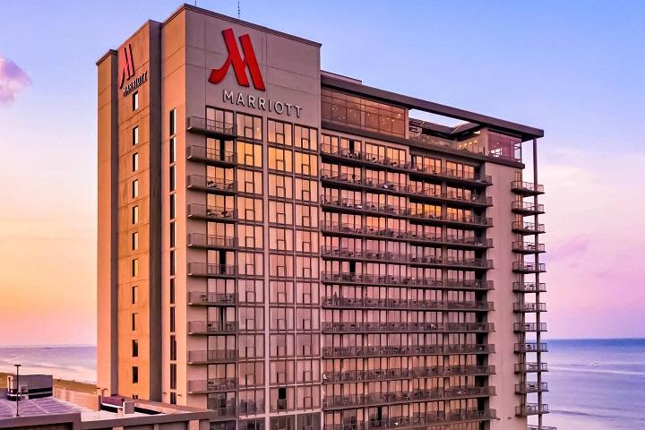 Marriott - balanço