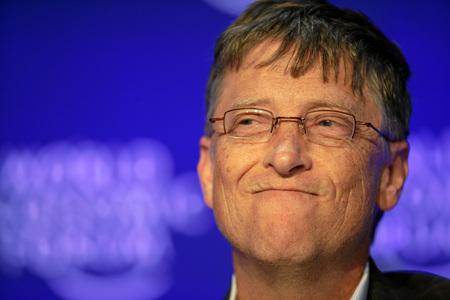 Bill Gates Four Seasons