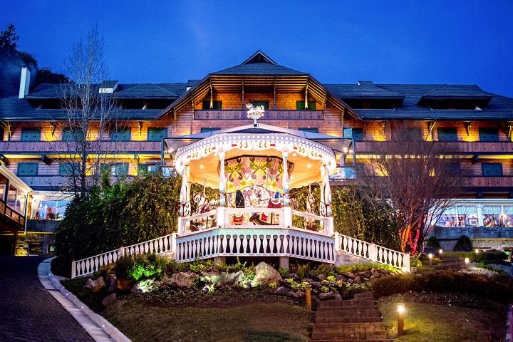 Casa Hotéis - turismo interno