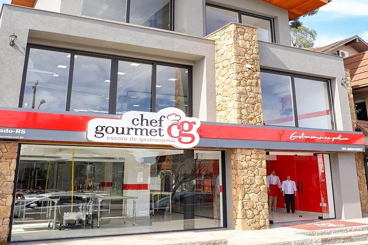 Escola Chef Gourmet Gramado - Abertura_Matrículas