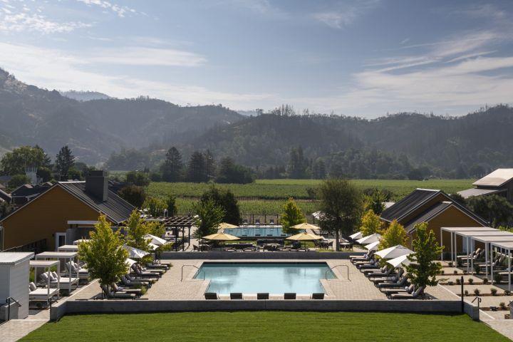 Four Seasons - abertura em Napa Valley