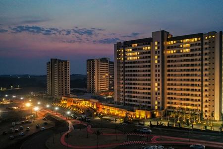 Solar das Águas Park Resort inauguração