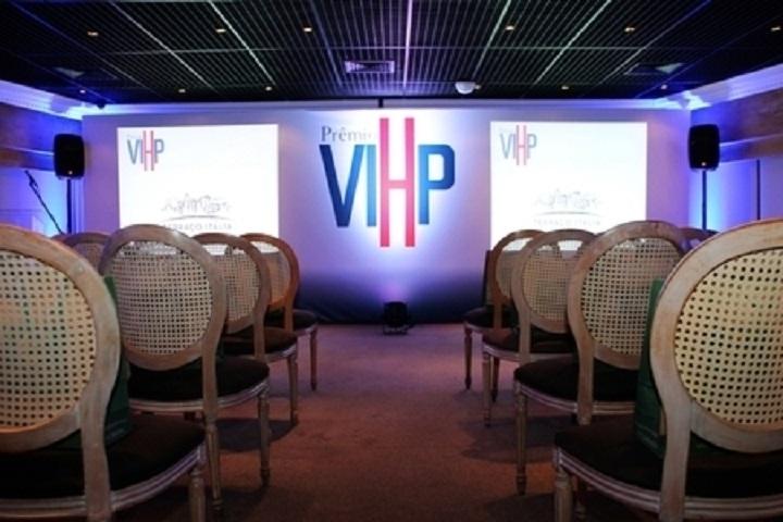 Prêmio Vihp - data e local