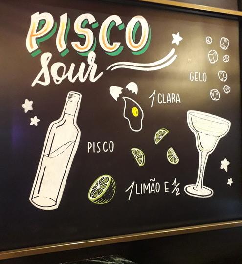 QCeviche - Ingredientes_Pisco
