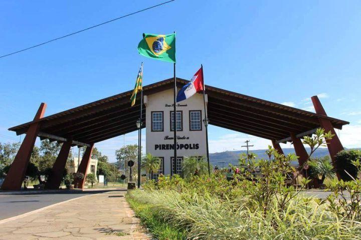 WAM - lançamento Pirenópolis