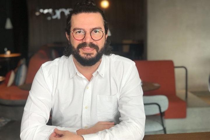 Filipe Lucena - três perguntas